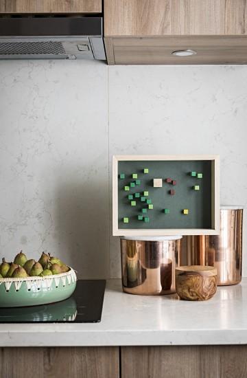Boucle d'Or | Vieux vert